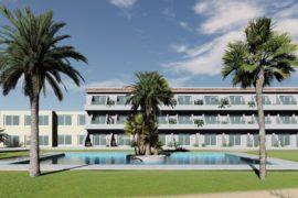 Projet d'extension de l'hôtel Merdiana à Djerba