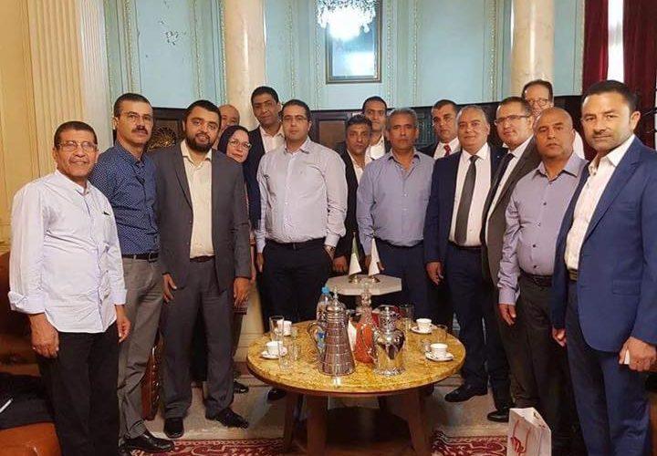 SOGEP bâtiment à Oran