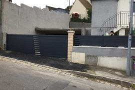 EXTENSION VILLA  SIALA  A PARIS – FRANCE