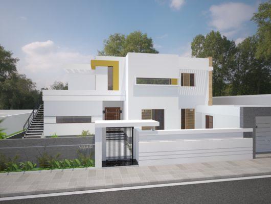 Villa Bni Khalled