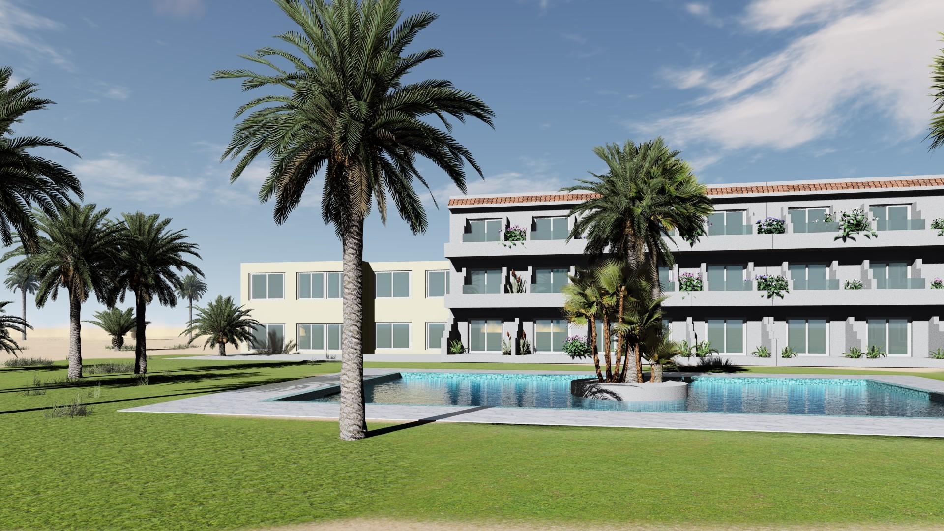 hôtel Merdiana à Djerba