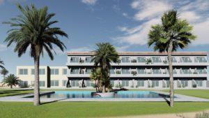 Extension hôtel Merdiana à Djerba