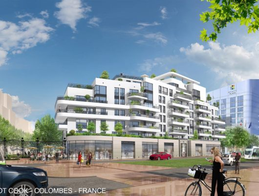 R+8 Colombes